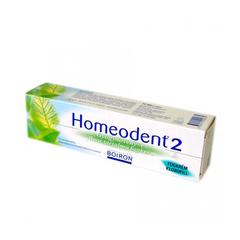 Homeodent 2 homeopátiás fogkrém klorofiles 75 ml