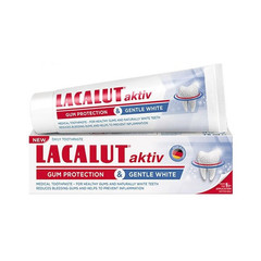 Lacalut aktiv whitening fogkrém