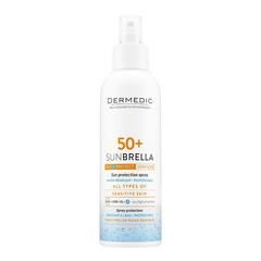 Dermedic Sunbrella Napfényvédő spray SPF 50+