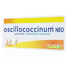 Oscillococcinum Neo golyócskák