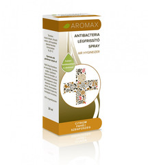 Aromax Antibacteria légfrissítő Citrom Fahéj Szegfűszeg