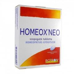 Homeox Neo szopogató tabletta