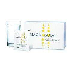Magnosolv Granulátum 10x6,1g