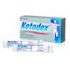 Ketodex 25 mg belsőleges oldat tasakban