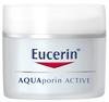 EUCERIN AQUAporin ACTIVE Nappali arckrém száraz bőrre