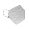 Egészség Védelmi Szájmaszk FFP2 jelzés a maszkon (KN95 gumis maszk) egyesével csomagolt