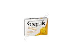 Strepsils Honey&Lemon tabletta