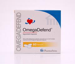 Omegadefend lágyzselatin kapszula - Ingyenes szállítás