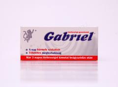 Gabriel terhességi teszt