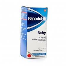 Panadol baby szuszpenzió