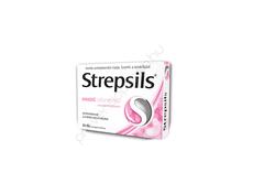 Strepsils eperízű cukormentes tabletta