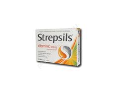 Strepsils vitamin C tabletta