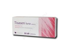 Tisasen forte tabletta