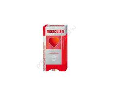 Óvszer masculan 1 piros
