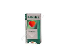 Óvszer masculan 4 zöld