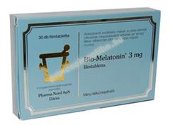 Bio-Melatonin 3mg filmtabletta Pharma Nord