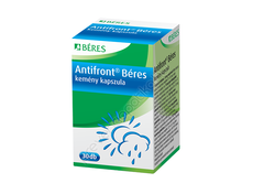 Béres Antifront herbál kapszula