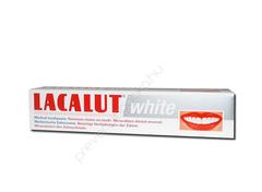 Lacalut fogkrém white