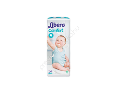 Libero Comfort 4 (7-14kg)
