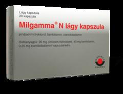 Milgamma N kapszula