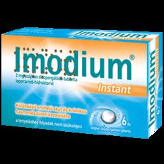 Imodium Instant szájban diszpergálódó tabletta