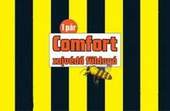 Füldugó komfort