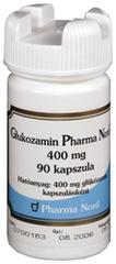 Glukozamin Pharma Nord 400mg kemény kapszula - Lejárat közeli