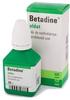 Betadine fertőtlenítő  oldat