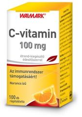Walmark C-vitamin 100mg narancs ízű rágótabletta