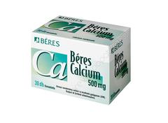 Béres Calcium 500 mg filmtabletta