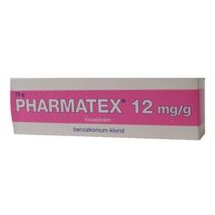 Pharmatex 1,2% hüvelykrém
