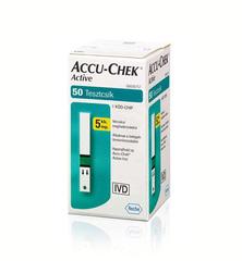 Accu-Chek Active 50x tesztcsík (AccuChek)