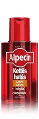Alpecin Doppel Effekt kettős hatás koffein sampon