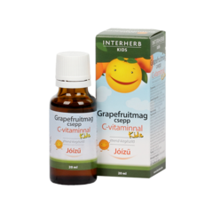 Interherb Kids Grapefruitmag csepp