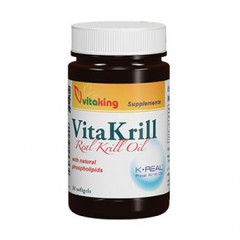 Vitaking VitaKrill rákolaj