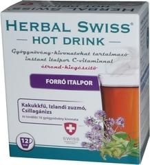 Herbal Swiss Hot Drink forró italpor