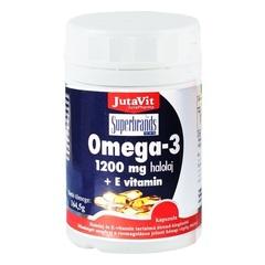 Jutavit Omega-3 1200mg + Evitamin Kapszula