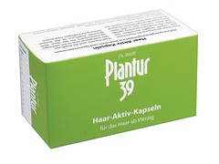 Plantur 39 haj aktív kapszula