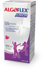 Algoflex Junior 40mg/ml belsőleges szuszpenzió