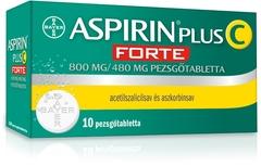 Aspirin Plus C Forte 800mg/480mg pezsgőtbl