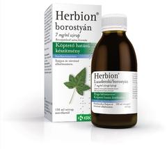 Herbion borostyán 7mg/ml szirup