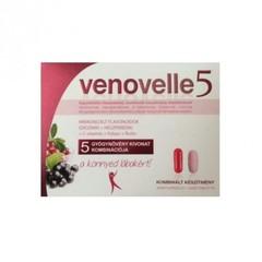 Venovelle 5 készítmény 30x tabletta + 30x kapszula