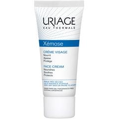 Uriage XÉMOSE arcápoló krém száraz/nagyon száraz bőrre