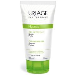 Uriage HYSÉAC Habzó tisztitó gél zsíros bőrre