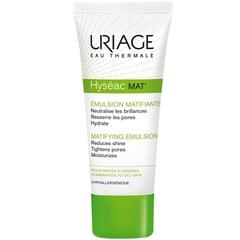 Uriage HYSÉAC MAT mattító krém zsíros bőrre