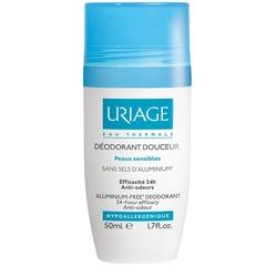 Uriage DEO - Alumíniummentes golyós dezodor