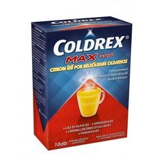 Coldrex Maxgrip Citromízű Por