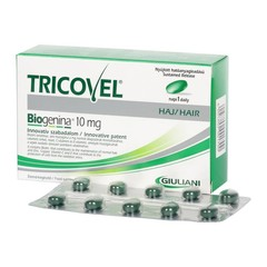 Tricovel Biogenina 10mg tabletta