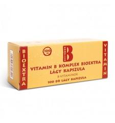 Vitamin B Komplex Bioextra lágy kapszula