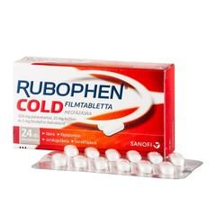 Rubophen Cold filmtabletta